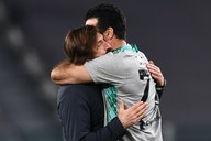Retroscena Buffon, niente feeling con Pirlo: è successo dopo il Barcellona