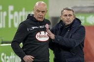 Düsseldorf: Allofs bleibt weiterhin ruhig in der Trainerfrage
