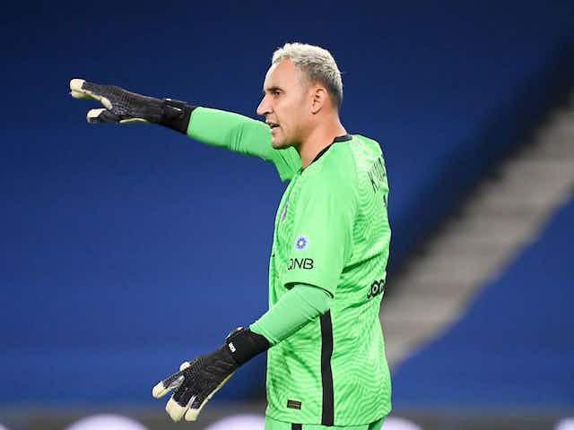 PSG without Navas against Saint-Etienne