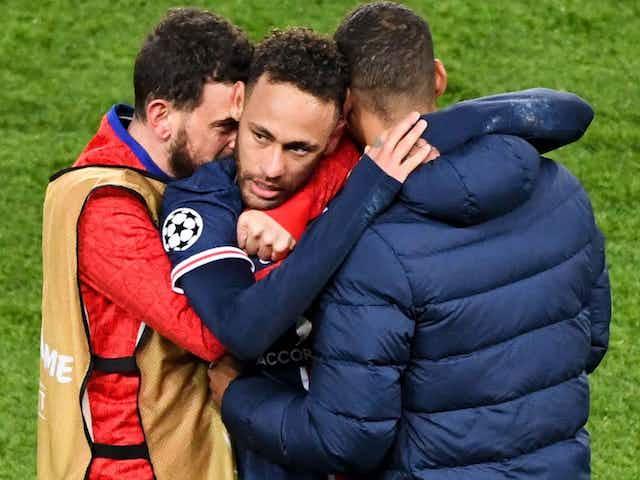Neymar masterclass helps PSG into Champions League semi-final