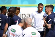 Mbappé & co eyeing qualification in Budapest