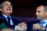 La UEFA estudia echar al Real Madrid, Barça y Juventus de la Champions