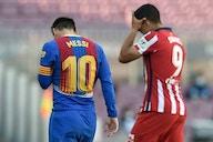 El Barça de Messi se arruga ante los grandes