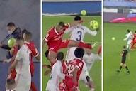 El árbitro le birla la Liga al Real Madrid