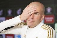 Zidane no planifica el futuro del Real Madrid