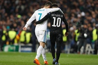 Neymar cambia a Messi por Cristiano Ronaldo