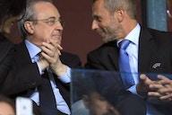 La UEFA busca la manera de complicarle la vida al Real Madrid, Barça y Juventus