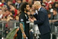 Marcelo se rebotó con Zidane y hoy no estará en Granada
