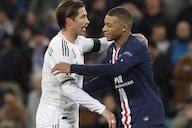 Ramos y Cristiano, juntos de nuevo en París... ¿sin Mbappé?