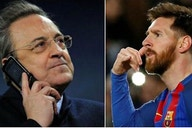 El Real Madrid está a favor de ejercer la caridad con el Barça y Messi