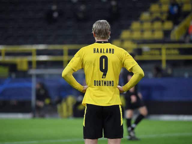 Le Borussia Dortmund refroidit la Premier League et la Liga pour Haaland