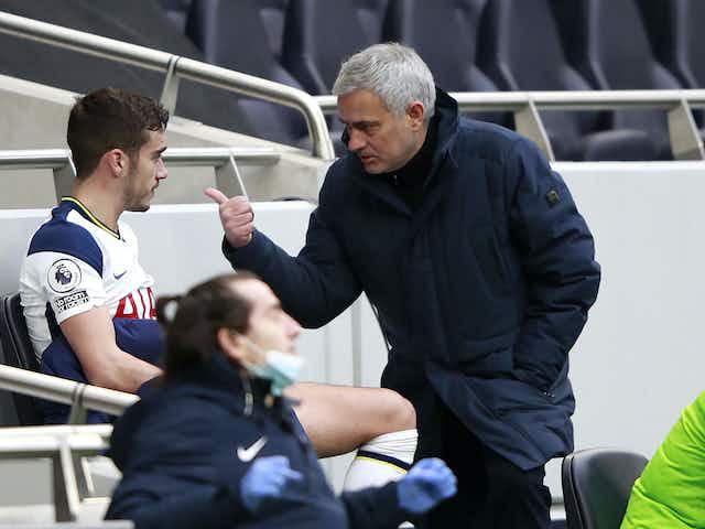 Tottenham : un incident entre Mourinho et ses dirigeants ?