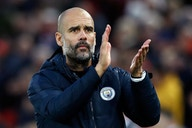 Man City : Guardiola encense ses joueurs et son staff