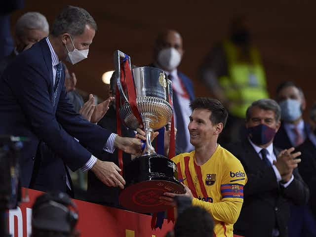 Premier League : Messi s'éloigne-t-il ?