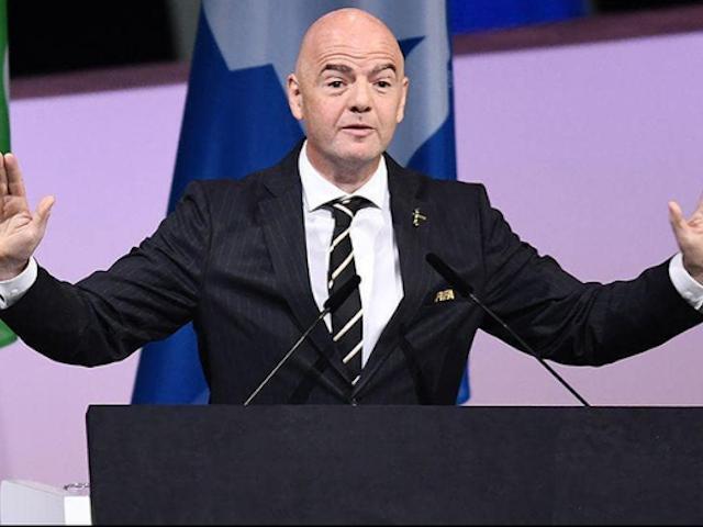 Infantino: «Super League? Ecco il pensiero della FIFA»