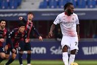 Grande giocata di Kessie sul terzo goal del Milan: la reazione di Pioli