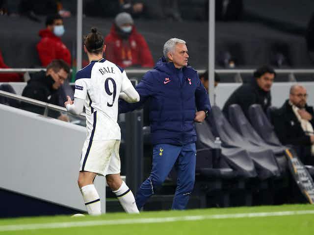 Mourinho: Bale-Zukunft in den Händen von Real Madrid