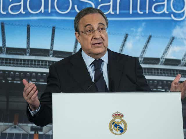 Real Madrid | Florentino Perez erneut als Präsident bestätigt – Amtszeit bis 2025