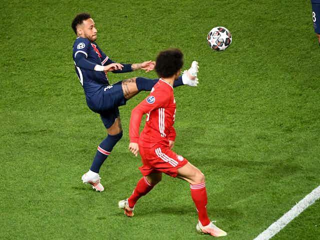 Champions League   Ein Tor zu wenig – FC Bayern scheidet gegen PSG aus