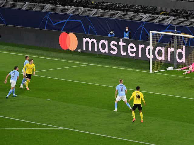 BVB   Bellingham stellt mit Tor gegen ManCity CL-Rekord auf