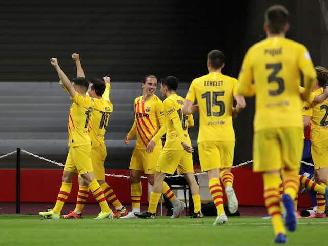 Barcelona zerlegt Bilbao nach dem Seitenwechsel und gewinnt die Copa del Rey