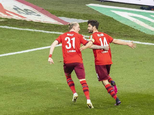 Bundesliga   Köln besiegt Leipzig: Big Points im Abstiegskampf