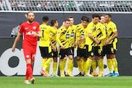 Bundesliga: Dortmund mit Big Point gegen Leipzig, Schalke verspielt 2:0-Führung