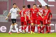 Bundesliga   Lewandowski nah an Müller-Rekord – Bayern deklassiert Gladbach