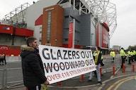 Vor Nachholspiel gegen Liverpool: Erneute Proteste in Manchester – Spiel erneut in Gefahr?