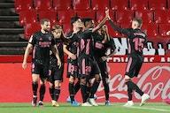 Sieg bei Granada: Real Madrid bleibt im Titelkampf