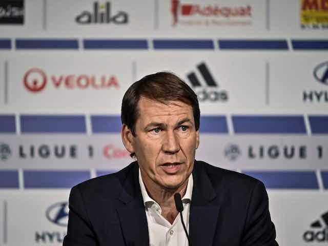 """OL - Garcia au sujet de la Super League: """"La mort de l'émotion du football"""""""