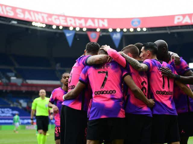 OL - Ligue 1: le PSG l'emporte en toute fin de match contre l'ASSE (3-2)