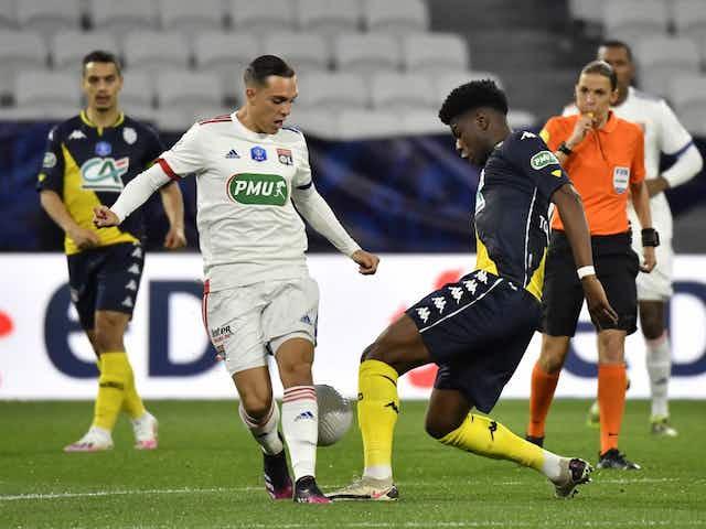 """OL - Monaco (0-2): """"L'arbitrage n'était pas au niveau des deux équipes"""", regrette Garcia"""