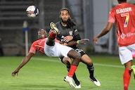 """Nîmes - OL (2-5): """"On y croit jusqu'au dernier match"""", assure Denayer"""