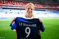 OL: Eugénie Le Sommer rejoindra OL Reign en prêt à compter du 6 juin 2021