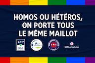 OL - Ligue 1: Guimarães s'associe à la lutte contre l'homophobie
