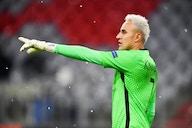 Un message énigmatique de Navas fait réagir les supporters du PSG