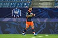 Montpellier/PSG – Delort a vraiment cru à la qualification et félicite Paris