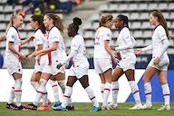 Paris FC/PSG – Le PSG remporte le derby et reprend la première place