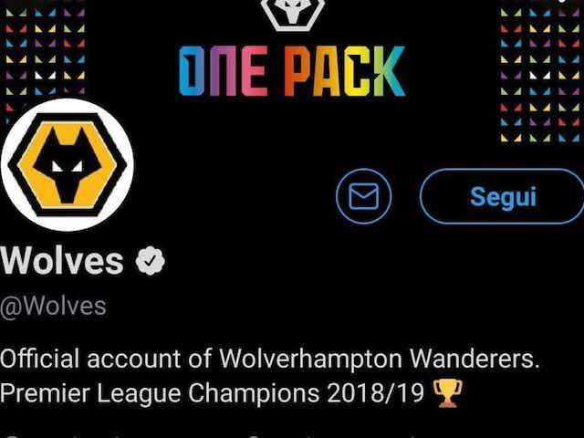 Wolverhampton campione d'Inghilterra? L'ironia dei Wolves sulla Superlega