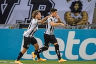 Sin chilenos: Atl Mineiro derrotó a Inter por el Brasileirao