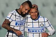 Alexis y Vidal se integraron al Inter de Milán y definen su futuro