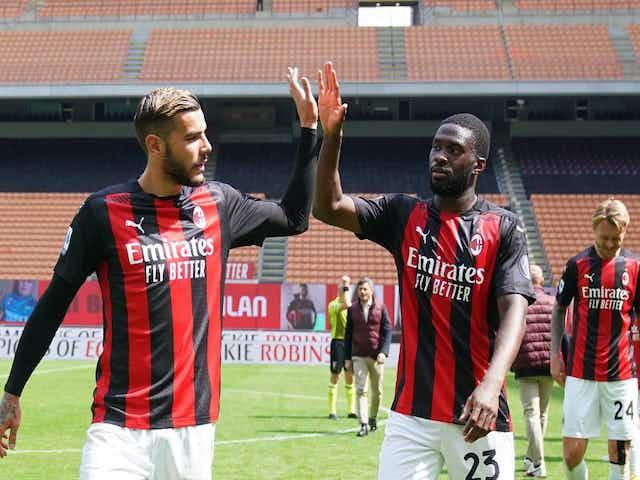 Milan no pierde las esperanzas y venció a Genoa en Serie A