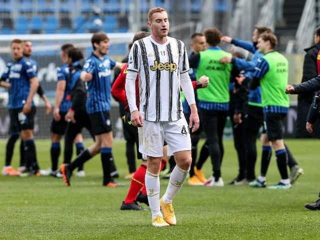 Juventus comienza a despedirse del titulo tras caer ante el Atalanta