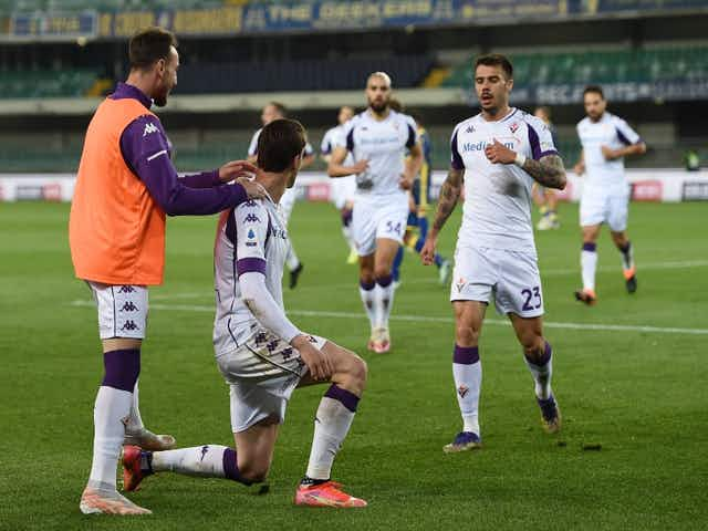 Fiorentina superó a Hellas Verona con Pulgar todo el partido