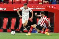 Sevilla cayó ante el Athletic y se alejó de la pelea por el título