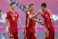 Bayern Múnich celebró un nuevo título de Bundesliga con goleada