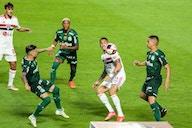 Sao Paulo no pudo de local y se llevó un empate ante Palmeiras