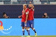 Vidal: «Uno está acostumbrado en Chile, siempre buscan cosas»