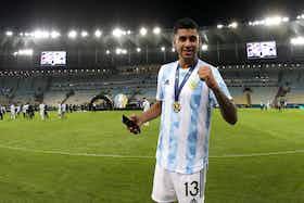 Imagen del artículo: https://image-service.onefootball.com/crop/face?h=810&image=https%3A%2F%2Fwww.prensafutbol.cl%2Fwp-content%2Fuploads%2F2021%2F07%2Fromero_argentina_copa-america2021_imago.jpg&q=25&w=1080